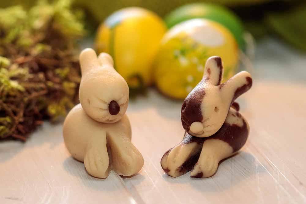 Aus marzipan modellieren tiere Marzipanfiguren Tiere